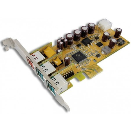 Powered USB PCI Express kort