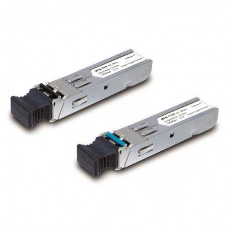 SFP port 100Base-FX, SM, LC, 20km