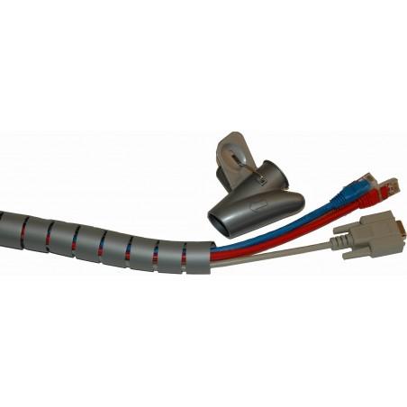 Værktøj til kabelsamling