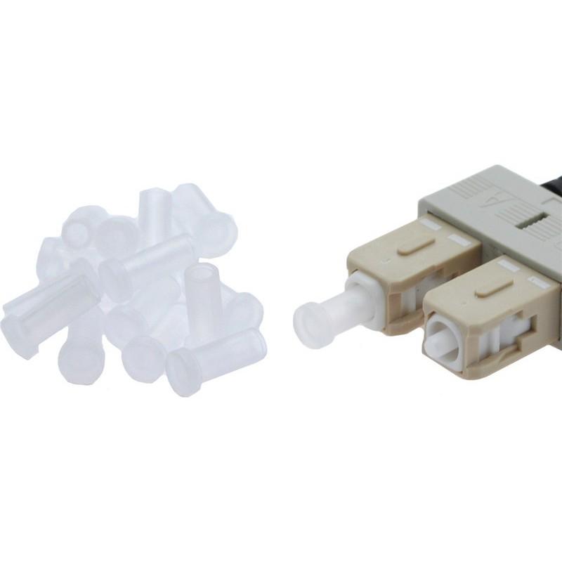 Støvhætte til SC-fiberstik
