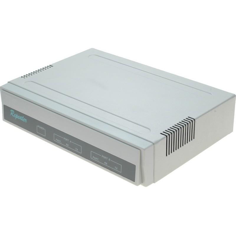 BNC og AUI Ethernet repeater