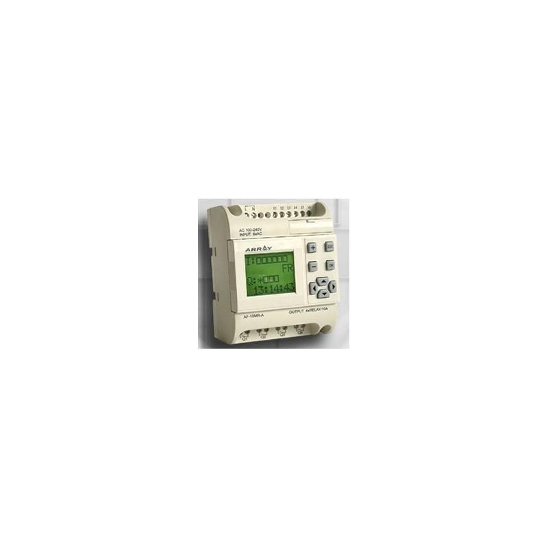 Programmerbar mini PLC til DIN-skinne montering