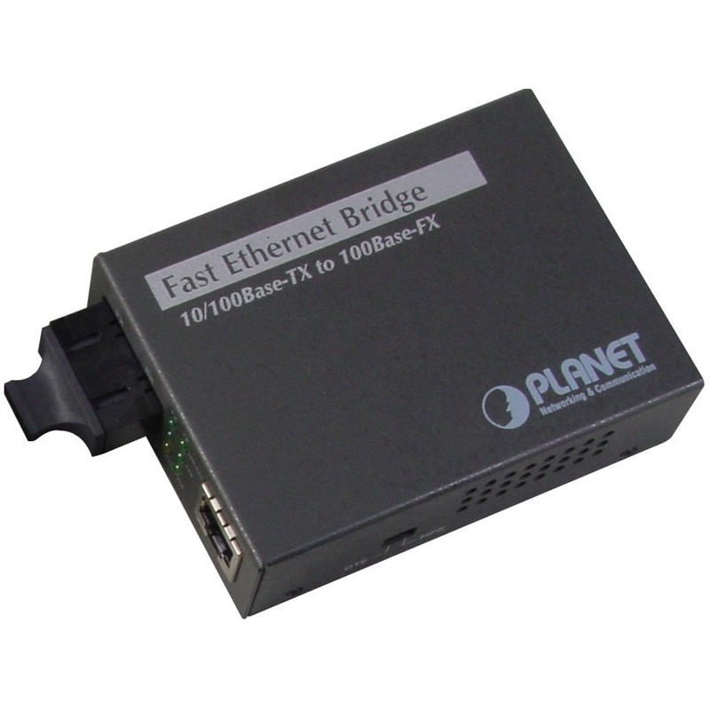 Ethernet till singelmodfiber konvertiller
