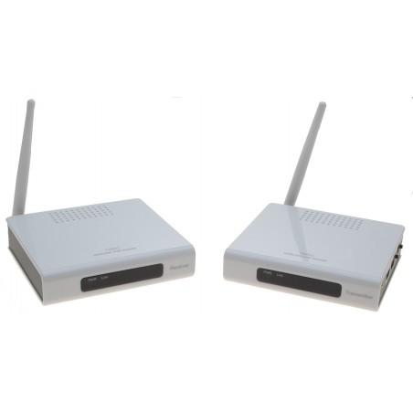 Trådløs HDMI overførsel, 720p, 80 meter
