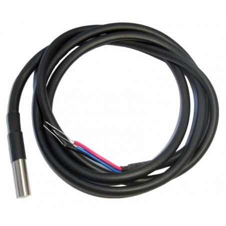 Termoføler med 3 m kabel