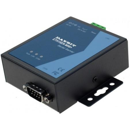 1 port serielportserver, RS422/485. Serial Device Server