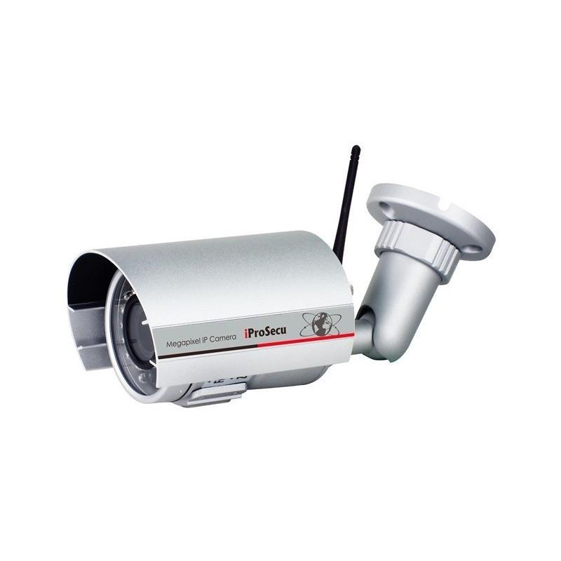 Udendørs IP trådløst Bulletkamera 2MP IR, High Line