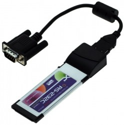 ExpressCard/34 med 2 x RS...