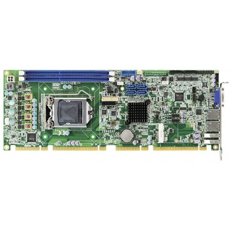 PICMG1.3 Fuldlængde CPU-kort til 4.gen Core i5/i7, Q87 med ISA, PCI og PCIex