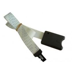 Kabel Micro SD han til SD...