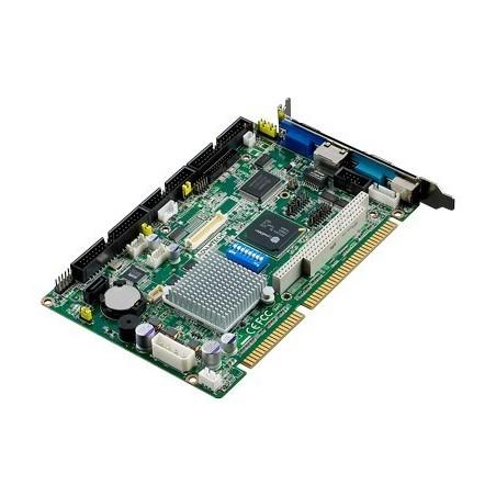 ISA CPU kort blæserløs 800MHz, 86DX/ VGA/ TTL/ PC104/ 512MB RAM