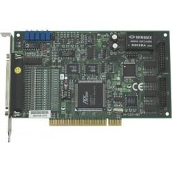 16 kanals A/D DAQ 12 bit, 16 D/I och DO, PCI