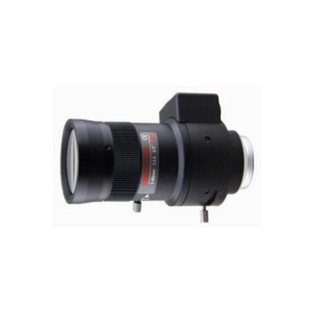 Linse/ objektiv 1.3 MP 5-60mm, CS, autoblænde