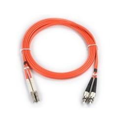 FC-LC fiberkabel Duplex 15...