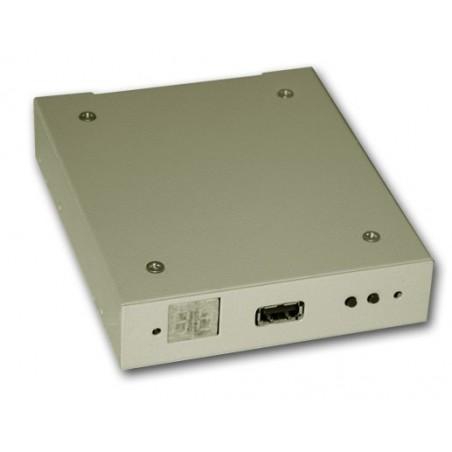 Floppy drev uden disk. Diskette-emulator til USB-stick. Lang filnavn. 1,44MB