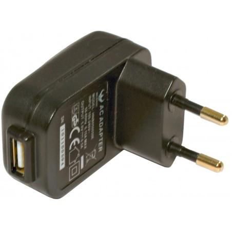 AC-adaptor til GPS-TRACKER og GPS-TRACKER3