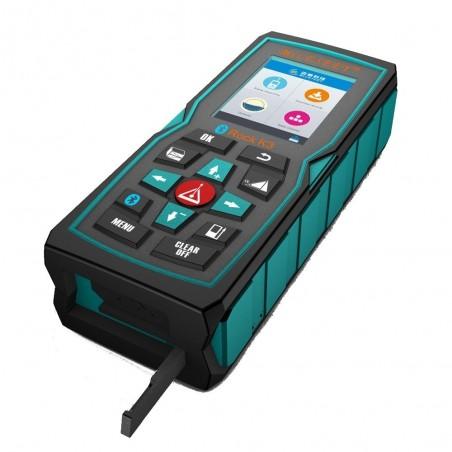 Trådløs afstandsmåler med lasersigte. Rækker op til 100 meter
