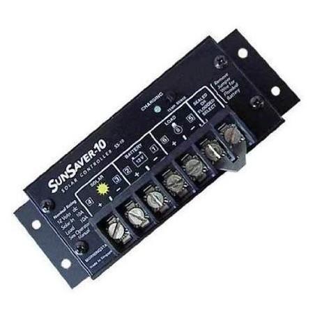 Restlager Batterilader & styreenhed Sunsaver SS-10L 12V
