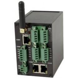 3 ports serieportserver via...
