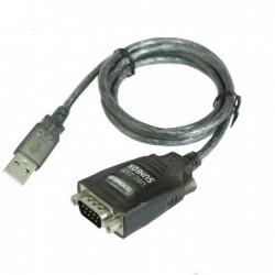 USB til 1 x RS232/ Seriel/...