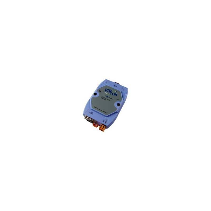 Optisk isolering till RS232, DB9 hana/hona, RX, TX, RTS/CTS eller DSR/DTR, DIN, 10-30VDC