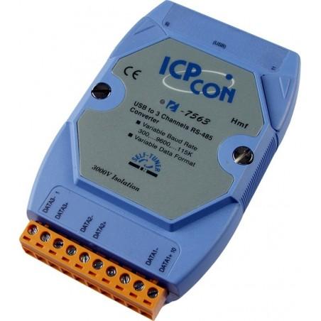 USB1,1 til 3xRS485