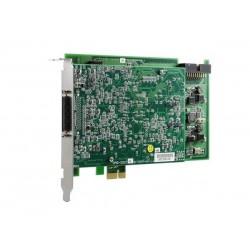 Adlink DAQe-2005. 4 kanals 16 bit dataopsamling, 500kHz / kanal, PCIE X1
