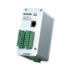 Ethernet AI module with 8...