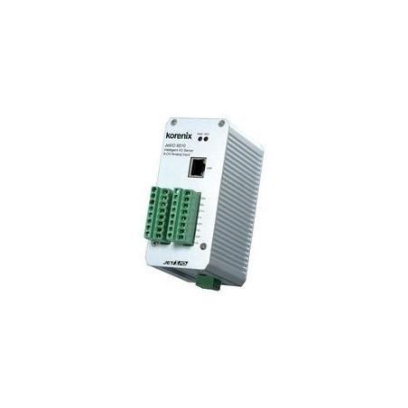 JETIO-6510 ETH modul 8 analog indgange, 16 bit - Restlagersalg