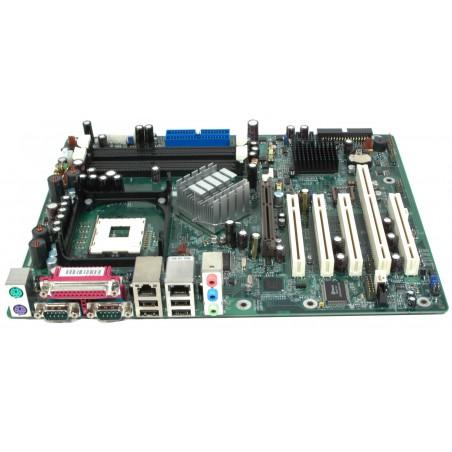 DFI G4H875-N P4 bundkort med PCI-X slot, FSB800 OS support XP, DOS, NT