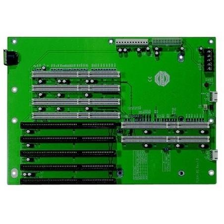 Backplane / Buskort 3 x ISA, 4 PCI, 2 x ISA/PCI