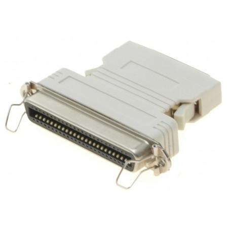 Centronic adapter 50pin hun Centronics til 50pin han mini Centronics med bøjle