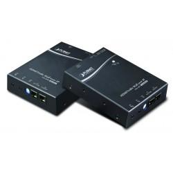 HDMI modtagerboks over LAN...