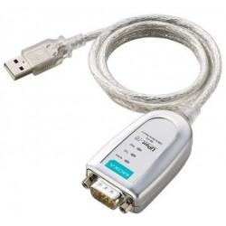 USB til 1 x RS232 adapter,...