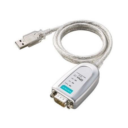 USB til 1 x RS232 adapter, MOXA UPORT 1110