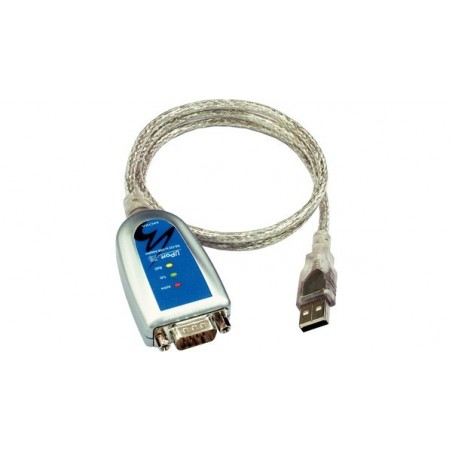 USB til 1 x RS422/485 adapter, MOXA UPORT 1130I