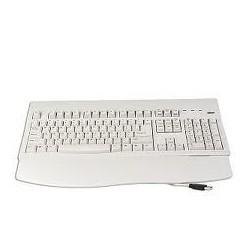 PS2 tastatur med 89 taster, nordisk tegnsett, DANBIT AS