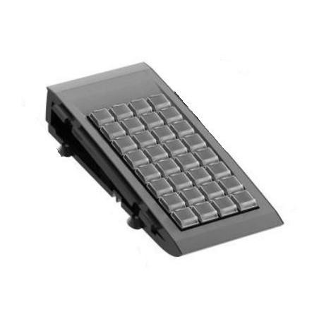 32 key numerisk POS tastatur, 12 programmerbare, til POS-KEY128, tilbehør