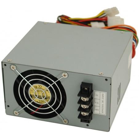 Restlager: -48V - +72 v DC, PC spændingsforsyning