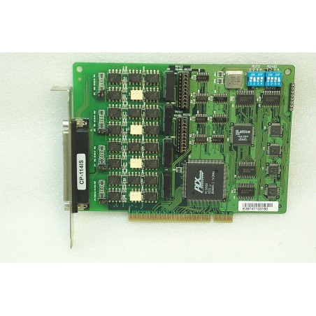Moxa CP-114IS 4 x RS232/422/485 til PCI