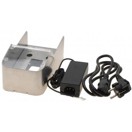 Tilbehør: Hus/ beskyttelse i stål til adgangskontrollen ADGANG-RFID-TAST