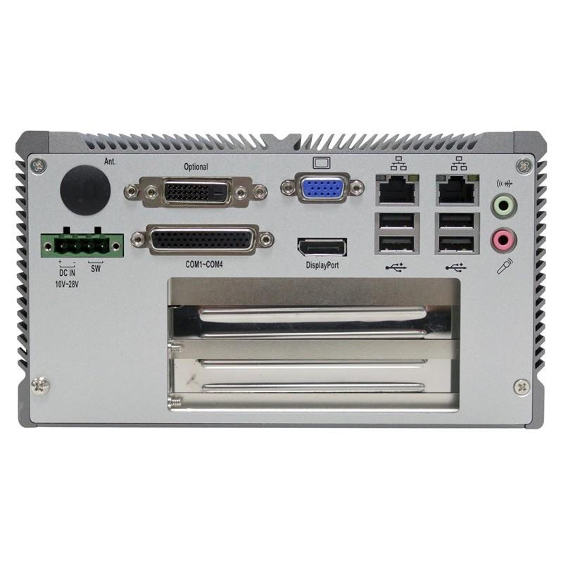 Kompakt PC med Core i7 CPU