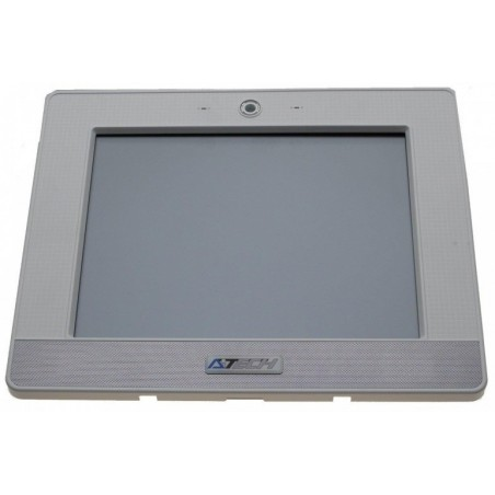 "Fanless 12"" Atom Panel PC, Intel Atom N270 1.6GHz"