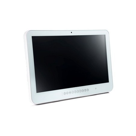 "24"" Medical approved panel PC med batteri backup"