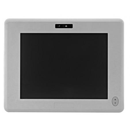 """12"""" Panel PC til indbygning, touch, Atom processor"""