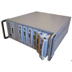 "4U RAID kabinet, 8 x 5 ¼""..."