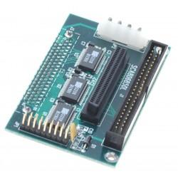 Intern SCSI terminator med...