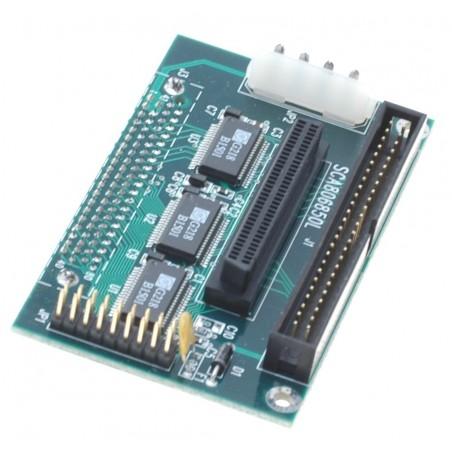 Intern SCSI terminator med SCA80 han