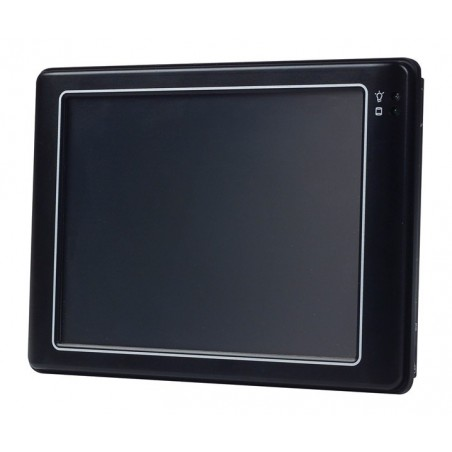 """5.7"""" panel PC m. indb. touch"""