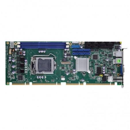 PICMG1.3 fuldængde CPU kort, med LGA1150. 4th generation Intel® Core™ i7/i5/i3 CPU, Intel® Q87